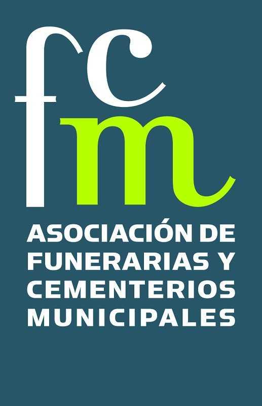 Logo de asociación de funerarias y cementerios municipales